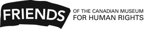 Logo of Friends of the Canadian Museum for Human Rights